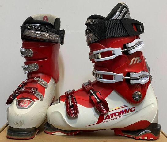 Clapari schi ski ATOMIC MTECH 110 28,5 (43 - 44 ) flex 110