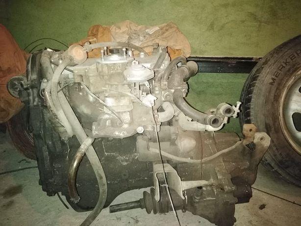 продам двигатель на мицубиси спейс вагон