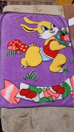 Отдам детское одеяло