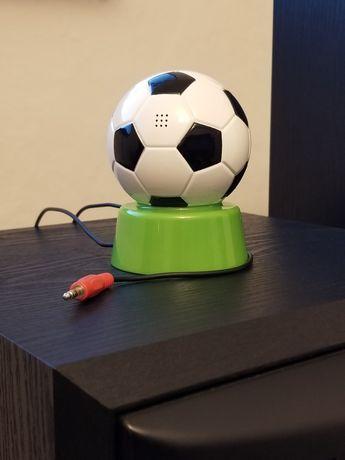 Microfon cu fir in forma de minge