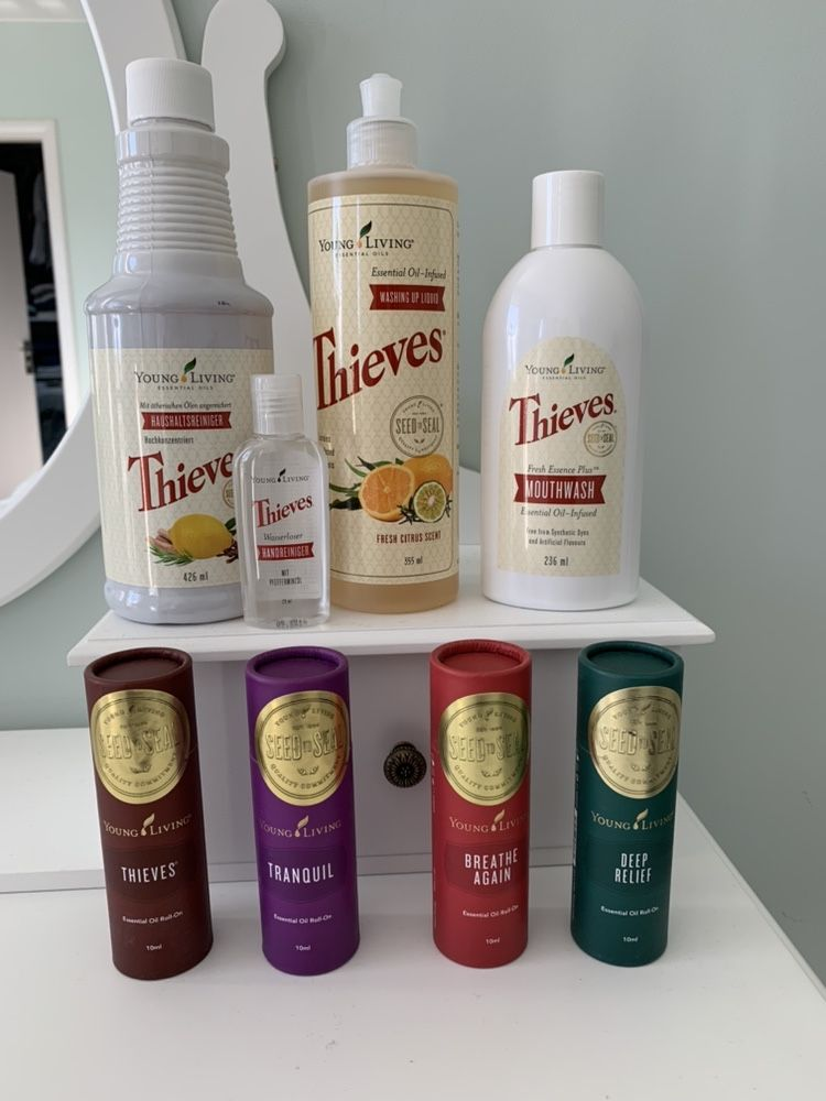 Produse Young Living