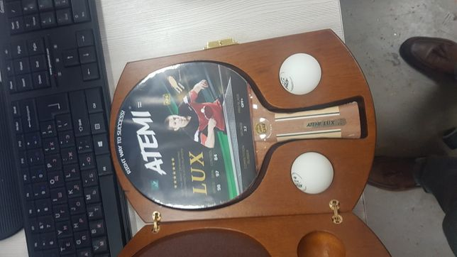 Ракетка настольного тенниса ATEMI