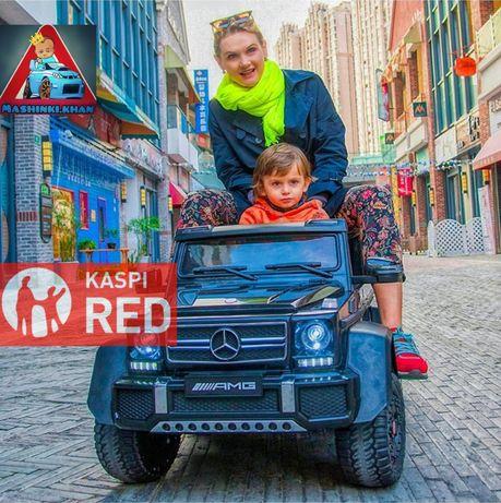 Детские МАШИНКИ электромобиль, КАСПИЙ Ред ,Подарки для детей