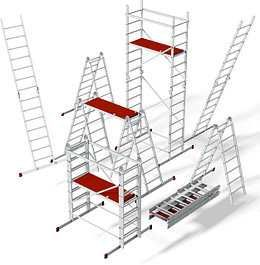 Вышка тура леса лестница стремянка аренда прокат инструмента вышки