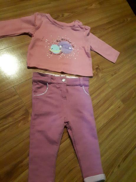 Pantaloni si bluza copii