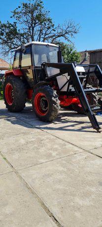 Tractor CASE 1390 4X4 cu încărcător