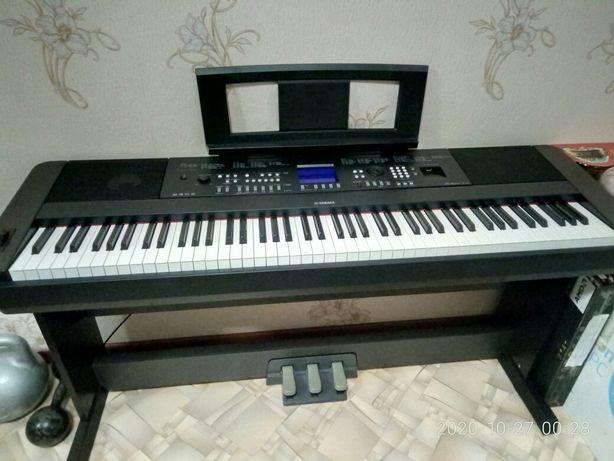 клавиши Yamaha-- djx 630