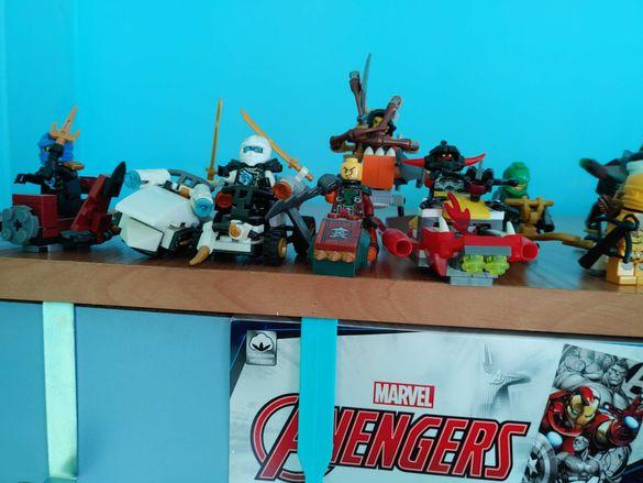 Lego nindjago и други