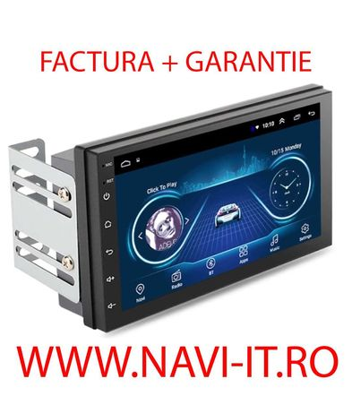 Navigatie 1 GB RAM 16GB ROM universala MP5 Player, Android 9, 7 inch