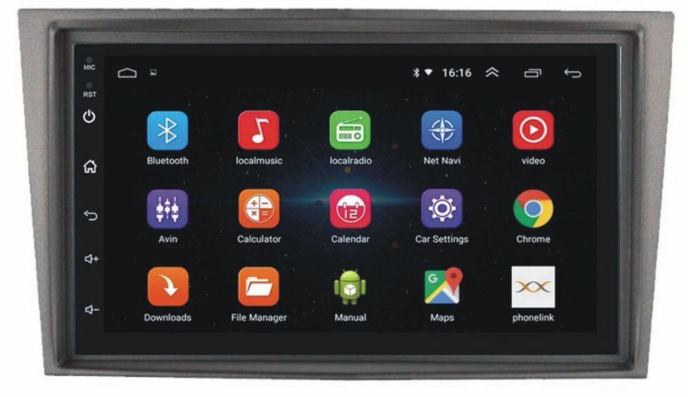 Navigatie Android Opel Astra H Corsa D Zafira B GPS USB WiFi 2 Din Bucuresti - imagine 1
