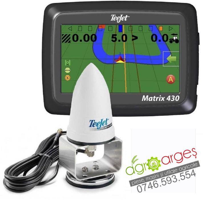 Gps agricol Matrix 430 cobo cu antena RXA 30 Pitesti - imagine 1