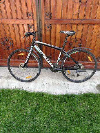 Vând bicicleta Scott adusa din Germania de doua zile