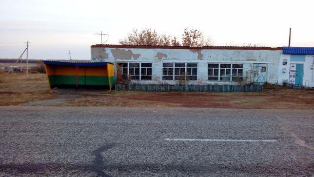 магазин на трассе Петропавловск- Костанай 80 км от города