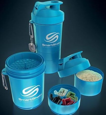 Шейкъри, Shaker, blender, SmartShake Original, 600 ml