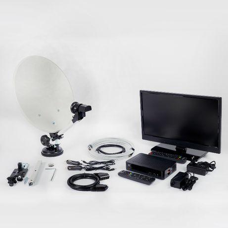 Kitt \ Sistem Tv Auto - Camion - T.I.R - Rulote 12V FOCUS SAT