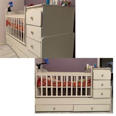Срочно продам детскую кровать!!!