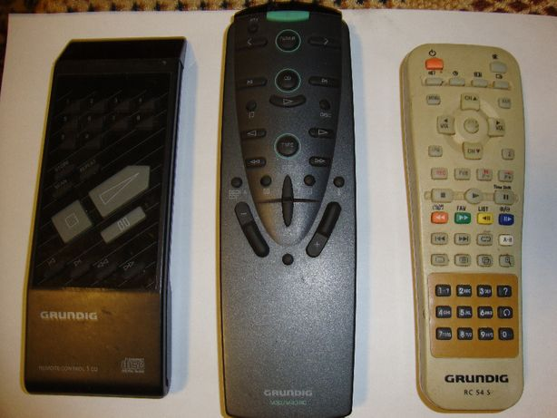 Dino Telecomanda Grundig pentru diverse aparate electronice