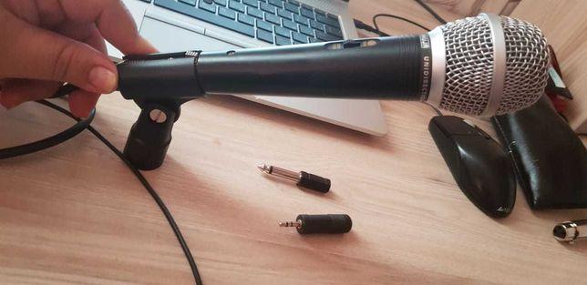 продам микрофоны 2 шт (новый + б\у)