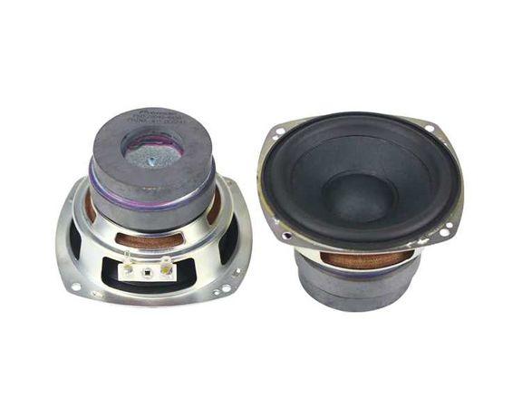 Двумагнитни басови говорители 4 инча - 4 и 8 Ω