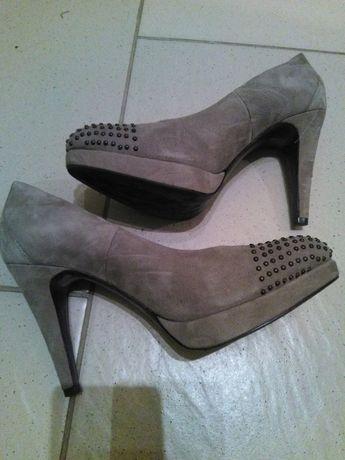 Естествена кожа, елегантни обувки