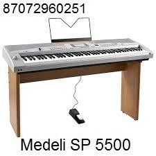 Продам синтезатор -цифровое пианино Medeli SP5500