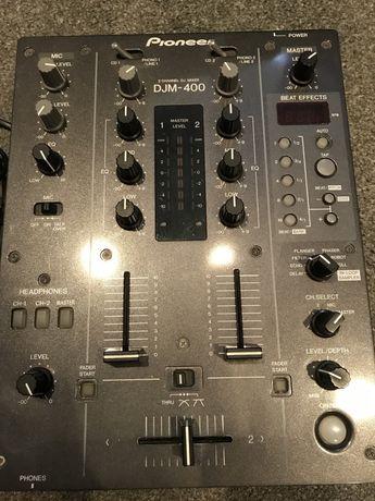 Пульт Pioneer DJM-400