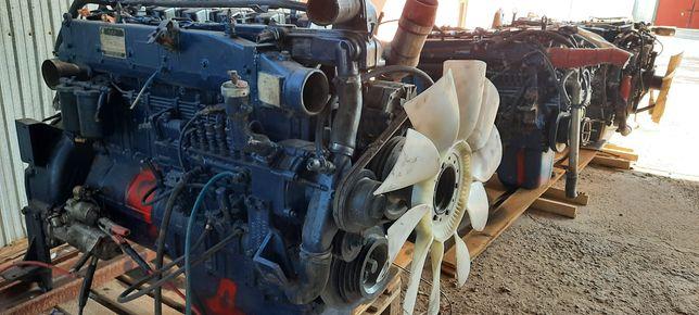 Двигатель мотор на хово шансиман, погрузчик, каток,грейдер