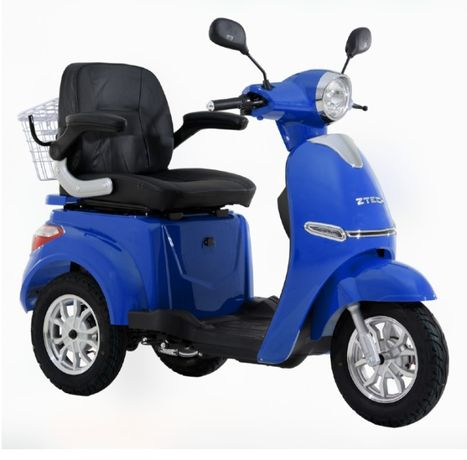Tricicleta Electrica Z-tech ZT 15 K, Motor 900 W, Acumulator 48V 20Ah