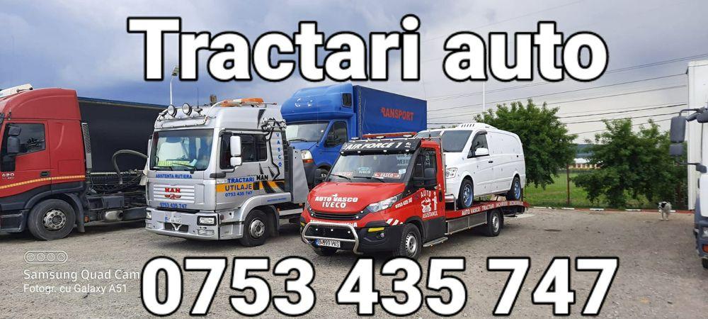 Tractari Auto  Vasco assistance 24/24 h Botosani - imagine 1