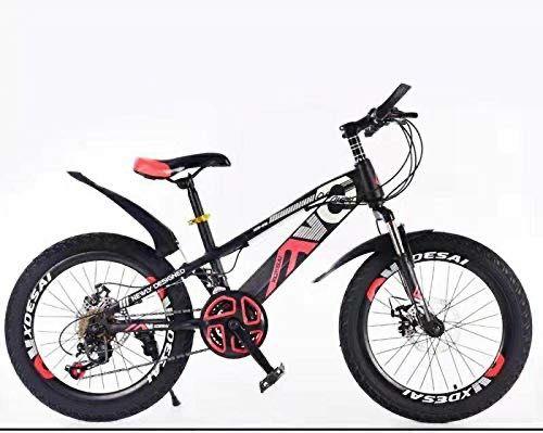 """Bicicleta 20"""" cu 21 viteze Pentru copii 5-10 ani ,frâna pe disc"""