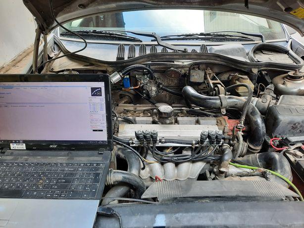 Установка газа на авто 3-4-5 поколение от 135 000.
