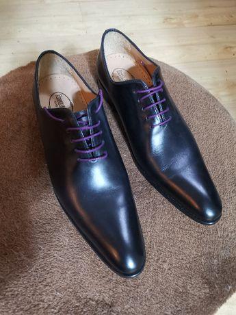 Pantofi Brett & Sons lucrati manual