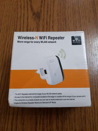 Amplificator pentru rețea wireless