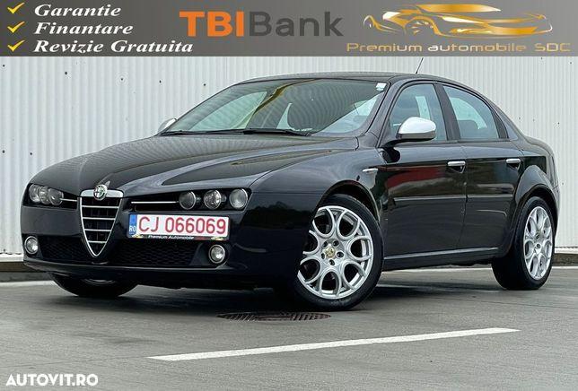 Alfa Romeo 159 Alfa 159 1,9 jtdm , climatronic, Jante 18