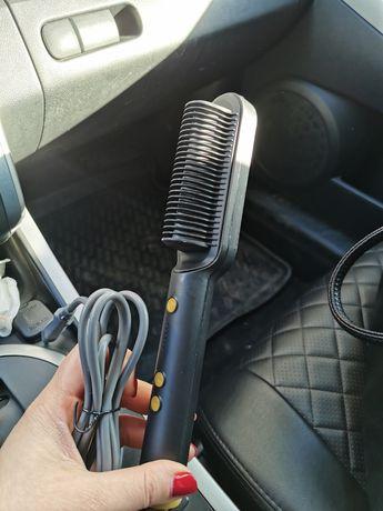Продам расчёска выпрямитель новая