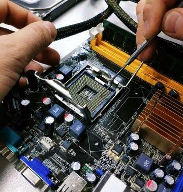Ремонт видеокарт, мат.плат. Ребол чипов и т.д Алматы - изображение 1