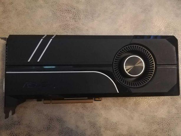Видеокарта ASUS GeForce GTX 1080 (TURBO-GTX1080-8G)