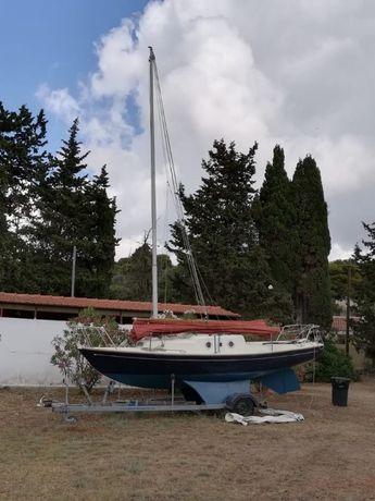 velier Coribee 21 *6,4m* echipat complet cu peridoc gata de navigatie