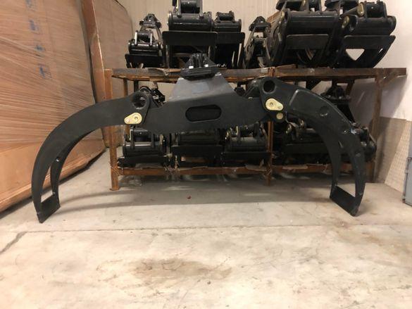 Грайфер/Щипка за трупи и дърва Swiss Tech TS-1700 с подарък планка