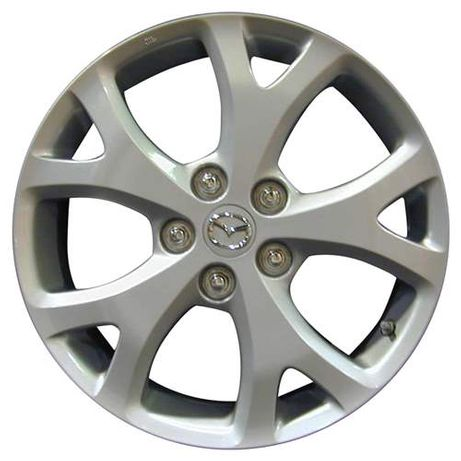Ал. джанти 17 цола Mazda 3 година от 2007 2009