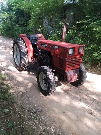 Tractor Fiat 470 DT