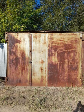 Продам гараж перенасной размер 3,5 *5,5 метр