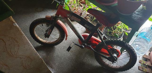 Bicicletă copii începători