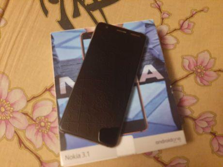 Nokia 3.1  2\16 black