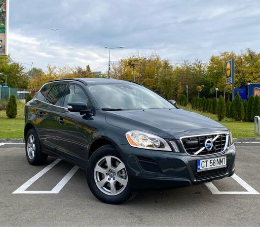 Volvo Xc60/2012/Exclusive/215cp/Automatic/4x4