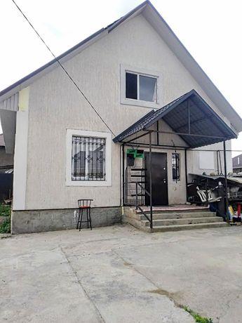 5-комнатный новый дом(110кв.м), 6соток, Каскелен, район нового ЦОН