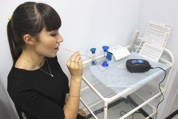 Дыхательный тест на Хеликобактер пилори ФГДС, экспресс тест