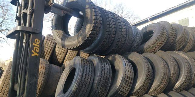 Anvelope industriale si de camioane