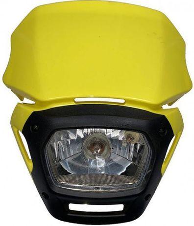 Промоция! мото маска с фар фарове маски ендуро крос мотор офроъд