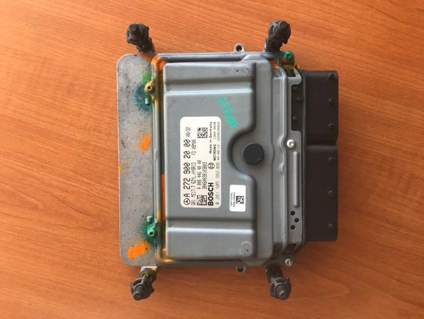 Calculator motor ECU S400 w221